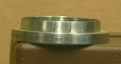 Kodak Series VI 31.5 mm-1 1//4 in Slip-On Adapter Ring without a Retaining Ring