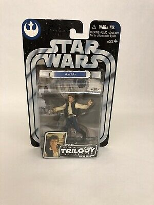 2004 Star Wars - The Original Trilogy Collection, Han Solo - New in Box!