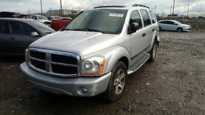Chassis ECM Multifunction Front Control 4WD Fits 06 DURANGO 6084928