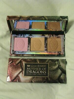 Urban Decay 'Game of Thrones' Mother of Dragons Highlight Palette NIB Sold Out