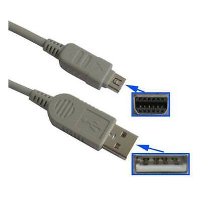 Data Cable For Olympus D-595 545 435 425 & D 630 Zoom
