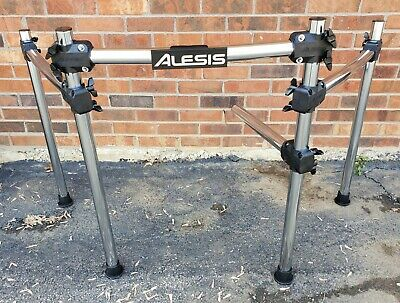 Alesis Chrome Drum Stand/Rack from Surge Mesh Kit