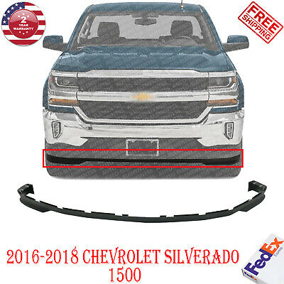 Bumper Valance Air Deflector Front Lower Extension For Chevy Silverado 1500 114 95 Picclick