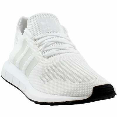 ADIDAS SWIFT RUN Casual Running Shoes White Mens Size 9.5
