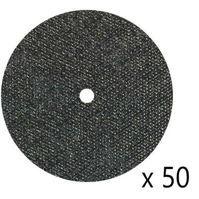 "50pcs 3 inch x.040/""x3//8/"" INOX CUT-OFF WHEEL for SS /& Metal Cutting Disc"