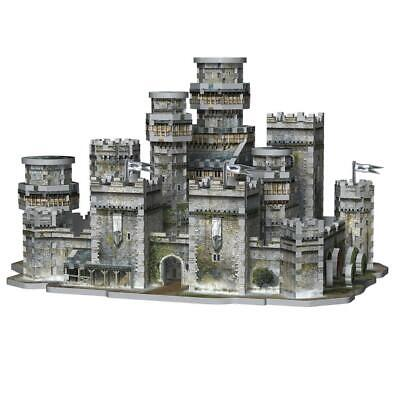 Winterfell - Game of Thrones. Puzzle 910 Teile 3D-PUZZLE Spiel Game of Thrones