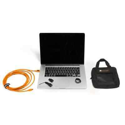 Tether Tools Starter Tethering Kit with USB 2.0 MINI-B, 4.6M HIVIS
