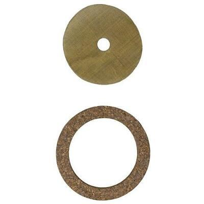 Fuel Bowl Gasket and Screen For Allis Chalmers D15 D17 D19 WD WD45 170 175 180