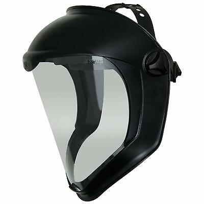 Tinted Face Shiled Grinding Helmet Safety Goggles Foam Padding Paintball Msk NEW