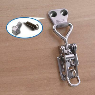 Toggle Latch Catch Clip Clamp Hasp Adjustable Bolt Lock Switch for Box Trunk