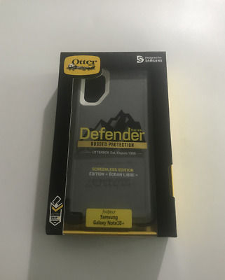 NEW Otterbox Defender Series Case for Samsung Galaxy Note 10+ 10 & Note 9 8 GRAY