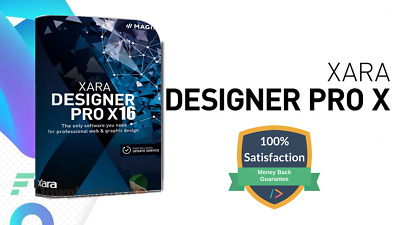 Xara Designer Pro X 16 Full Lifetime Windows Version Fast Delivery