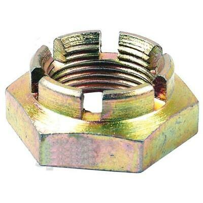 "882263M91 New Tractor 1 1/4"" Castle Nut for Massey Ferguson 353931X1 882263M1"