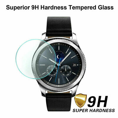 For Samsung Galaxy Watch 42/46mm 9H Tempered Glass Clear Film Screen Protector