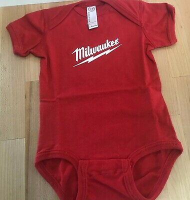 "Milwaukee Baby Infant Toddler Bodysuit Size 24 months ""Nothing But Heavy Doody"""