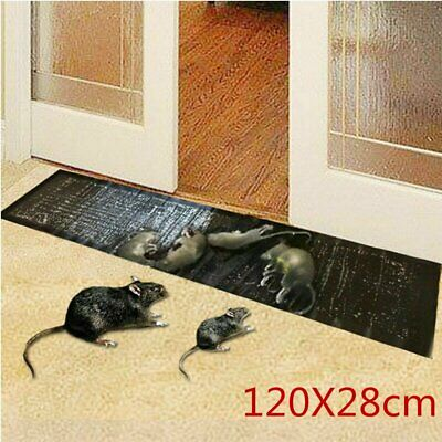 1/3/5/10Pcs Large Size Sticky Mice Mouse Traps Pads Board Super Bugs Pest Safe