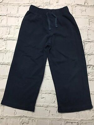 Boy's George Joggers Navy Cotton Casual Trousers 4-5 Years