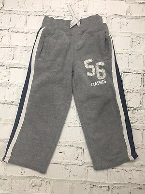 Boy's George Joggers Grey Trousers Casual 4-5 Years