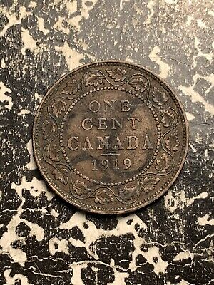 1919 Canada Large Cent Lot#Q478