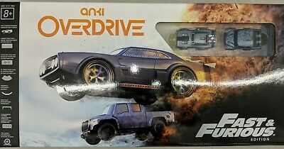 Anki Overdrive Fast & Furious Edition Starter Kit Racetrack |BRAND NEW SEALED