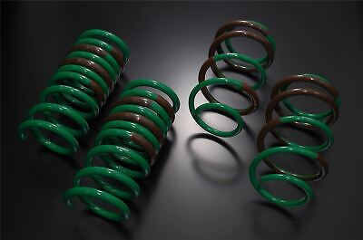 Tein Fit Ford Mustang V8 Gt Premium 2015> S.tech Lowering Spring Kit Skgc0-Aub00