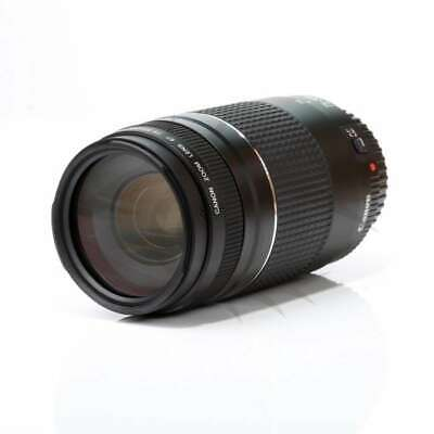 NEW Canon EF 75-300mm f/4-5.6 III Lens