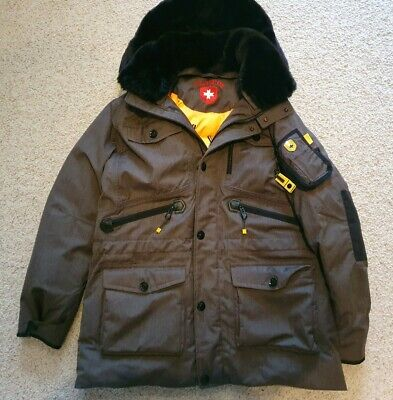 ORIGINAL WELLENSTEYN WINTERJACKE, Mantel, Falcon, Herren