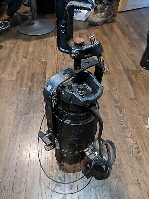 ETC S4 Source 4 750w Leko Fixture w/Clamp Edison