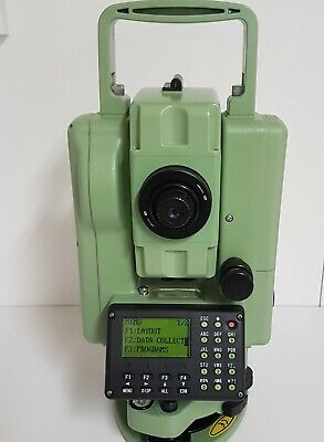 Foif Ots635L Total Station Surveying, Construction ,Calibrated With Warranty