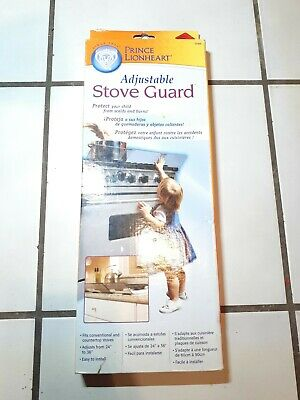 New Prince LionHeart Child Proof StoveGuard Baby Safety Protection Kid SafeCover