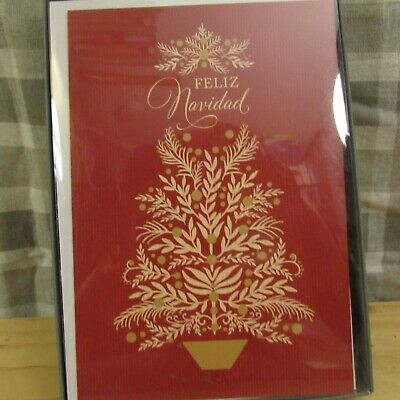 Lot of Over 300 Christmas Greeting Cards NEW Feliz Navidad Jewish New Year NEW