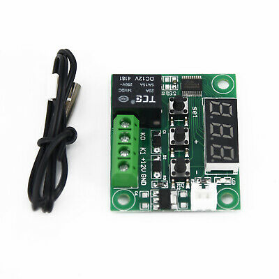 -50-110°C Temperature Control Module Switch Controller Temp Relay High Quality