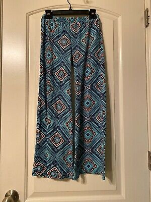 Wide Leg Pants Mudd Girls Size 10