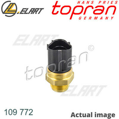 109 772 TOPRAN RADIATOR FAN TEMPERATURE SWITCH P NEW OE REPLACEMENT