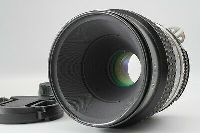 【EXC+3】 Nikon Ai-s Micro-Nikkor 55mm f/2.8 MF Lens from Japan #844