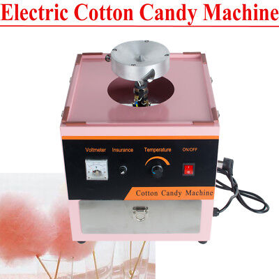 [USA SALE] Electric Cotton Candy Machine Floss Maker Commercial Carnival Party