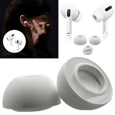 6x//3pairs Three Layer Silicone In-Ear Earphone Covers Cap Replacement Earbud SP