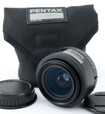 [NEAR MINT] Pentax smc Pentax FA 28mm F2.8 Wide Angle Lens From Japan