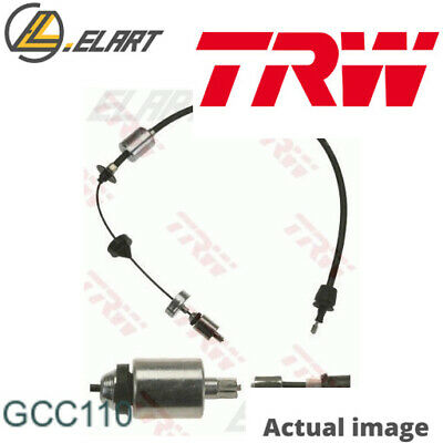 CLUTCH CABLE HANS PRIES HP109 716