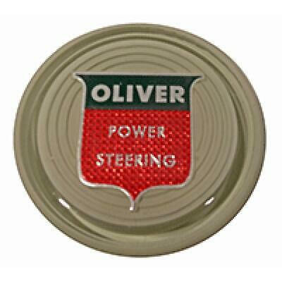 101432A GRN Green Steering Wheel Cap (Power Steering) for White Oliver Tractors