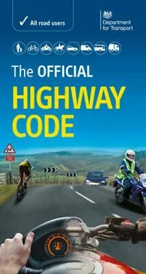 The Official Highway Code 2020/21 DVSA Paperback Latest Edition for Theory Test