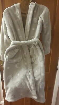 9-10 years tatty teddy dressing gown by M&S