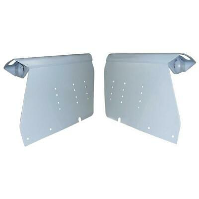 2 Tractor Fenders Made to Fit Massey Ferguson 235 245 255 275 (Left & Right)
