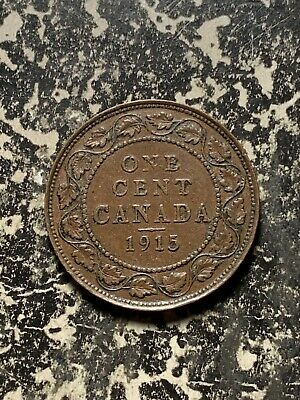 1915 Canada Large Cent Lot#Q897