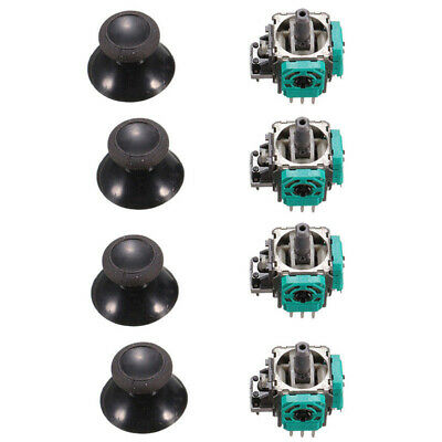 8Pcs Replacement Analog Joystick Sensor Module Cap For Xbox One Controller New