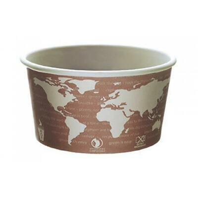 Eco-Products - EP-BSC10-WA - 10 oz World Art™ Soup Container