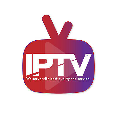Iptv Subscription 12 Month Any Smart Tv Firestick Mag/Android Box