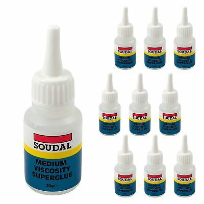 10-x-20g-Industrial-Strength-Extra-Strong-Superglue-Metal-Plastic-Wood-Soudal-