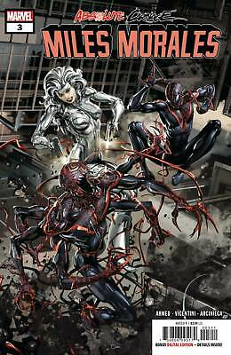Absolute Carnage Miles Morales #3 (of 3) Marvel Comics 2019