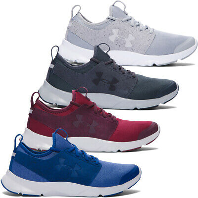Under Armour Mens UA Drift Mineral Running Trainers Sports Training Shoes